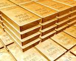 Giá vàng thế giới giảm xuống mức thấp nhất trong 8 tháng