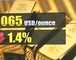 Giá vàng chạm đáy trong 6 năm