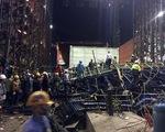 Vụ sập giàn giáo tại Formosa: Đưa thêm 1 thi thể ra khỏi đống đổ nát