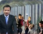 Châu Âu kiểm soát biên giới nội khối ngăn dòng người di cư