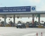 Hàng loạt xe gian lận vé cao tốc Nội Bài - Lào Cai