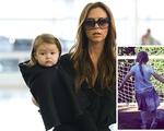 """Con gái David Beckham muốn theo nghiệp bố, Victoria """"bất mãn"""""""