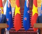 Thủ tướng New Zealand thăm chính thức Việt Nam