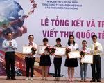 2 học sinh dân tộc thiểu số đạt giải viết thư quốc tế UPU