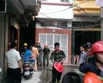 Hà Nội: Cháy nhà trong ngõ sâu, 3 mẹ con may mắn thoát nạn