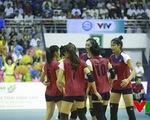 VTV Cup 2015: ĐT nữ Việt Nam dễ dàng hạ Philippines sau 3 set đấu