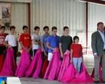Tây Ban Nha: Trường dạy đấu sĩ bò tót có nguy cơ đóng cửa