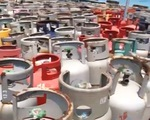 Hàng triệu vỏ bình gas hết hạn vẫn đang được lưu hành