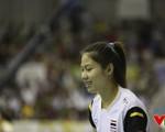 VTV Cup 2015: Ứng viên Hoa khôi Thatdao khoe nụ cười dễ thương