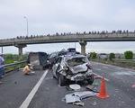 Tai nạn trên cao tốc Trung Lương: 2 người chết, 2 người bị thương nặng