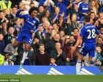 Chelsea 1-1 Southampton: Lỗi hệ thống của The Blues (HT)