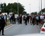 Pháp: Xả súng kinh hoàng ở miền Bắc, 4 người thiệt mạng