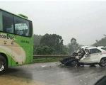 Tai nạn xe khách, ba cán bộ công an tử vong