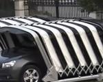 Bộ khung kim loại để xe ô tô linh hoạt