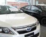 Thị trường ô tô Đông Nam Á giảm mạnh