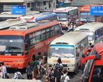 Xử lý vi phạm hoạt động vận tải gặp nhiều khó khăn