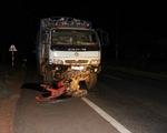 Hiện trường vụ xe tải đâm công nông khiến 5 người tử vong tại Gia Lai