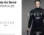 Sony Xperia Z5 sẽ được James Bond sử dụng trong Spectre?