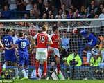 Người cũ của Arsenal kiến tạo, Zouma ghi bàn mở tỉ số derby London