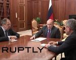 Quyết định rút quân của Nga nhằm thúc đẩy tiến trình hòa bình tại Syria