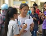Hôm nay (8/6), hơn 75.000 học sinh Hà Nội thi vào lớp 10