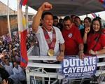 Bầu cử Tổng thống Philippines: Bản sao Donald Trump chiếm ưu thế