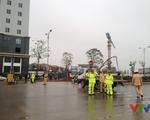 Nổ lớn tại Văn Phú, nhiều người thiệt mạng