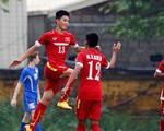 VIDEO: Thắng dễ U16 Singapore, U16 Việt Nam giành ngôi nhất bảng A