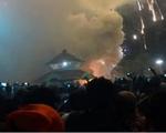 Cháy lớn tại đền thờ ở Ấn Độ, ít nhất 80 người thiệt mạng