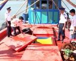 Bắt giữ vụ buôn lậu 28.000 lít dầu trên biển