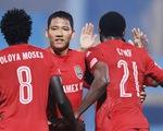 B.Bình Dương kêu gọi CĐV tiếp lửa trong trận đấu thủ tục tại AFC Champions League 2016