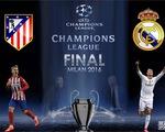Real Madrid – Atletico Madrid: 1 bước tới vinh quang