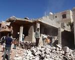 Đánh bom liều chết vào doanh trại quân đội ở miền Nam Yemen