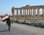 Syria rà phá bom mìn tại thành cổ Palmyra