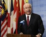Nga - Mỹ đệ trình LHQ dự thảo nghị quyết về lệnh ngừng bắn tại Syria