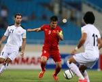 ĐT Iraq 1-0 ĐT Việt Nam (Hết H1): Nhiệm vụ phải ghi 3 bàn!