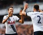 Tottenham 3-0 Man Utd: Tan nát sắc đỏ tại White Hart Lane