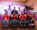 ĐT cử tạ khuyết tật Việt Nam 'hái vàng' trước thềm Paralympic