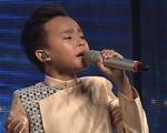 Tóc Tiên ngơ ngác vì màn trình diễn của cậu bé hát đám cưới Hồ Văn Cường