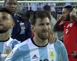 Messi tức tưởi vì thất bại: Giọt nước mắt cuối cùng