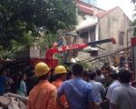 Vụ sập nhà 43 Cửa Bắc: Nhà bên cạnh xin giấy phép sửa chữa nhưng lại đào móng xây mới