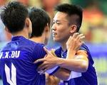 Giải Futsal VĐQG 2016: Thái Sơn Nam tràn trề cơ hội vô địch sau lượt đi