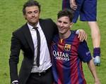 HLV Enrique than khó kể khổ sau khi cùng Barcelona vô địch La Liga