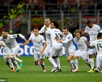 Atletico Madrid 1-1 Real Madrid (3-5 penalty): Thêm một lần đau
