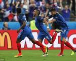 VIDEO EURO 2016: Pháp 2-1 Romania (Bảng A)