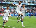 VIDEO EURO 2016, CH Czech 2-2 Croatia: Ấn tượng ý chí Czech, tiếc cho Croatia