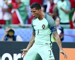 Ấn tượng: Ronaldo lập kỷ lục ghi bàn trong lịch sử EURO