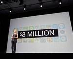 Gây quỹ bảo vệ động vật hoang dã, Apple kêu gọi quyên góp được 8 triệu USD