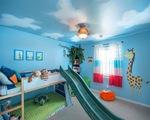 Những ý tưởng trang trí phòng ngủ khiến các bé thích mê