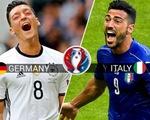 Lịch trực tiếp tứ kết EURO 2016 hôm nay: Đại chiến Đức - Italy (VTV3 & VTV3HD, VTV9)